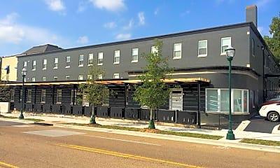 Building, 863 McCallie Ave., 2