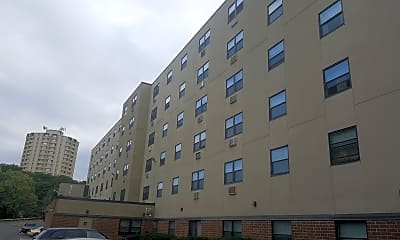 Burns Apartments, 0