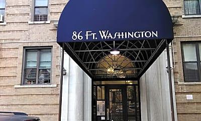 86 Fort Washington Ave 92, 1