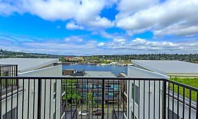 View, Eastlake Flats, 0