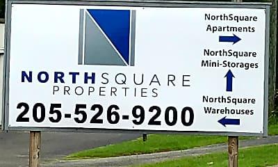 Northsquare Apartments, 1