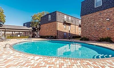 Pool, Magnolia Ridge Apartment Homes, 1