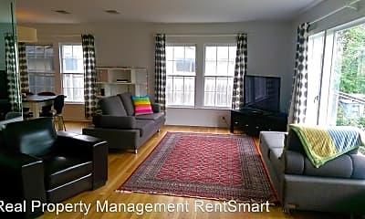 Living Room, 3810 Avenue H, 1