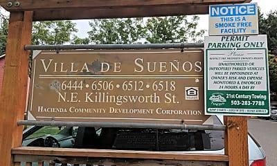 Villa De Suenos, 1