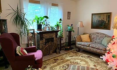 Living Room, 127 Park Ave, 1