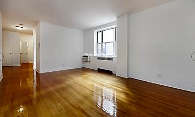 Living Room, 340 W 55th St, 1