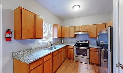 Kitchen, Room for Rent - Almond Park Home, 1