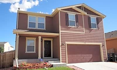 Building, 5372 Laredo Street, 0