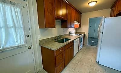 Kitchen, 3505 Alden Way, 2