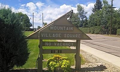 Mountain Village Square, 1