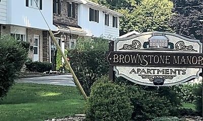 Brownstone Manor Apartments, 1