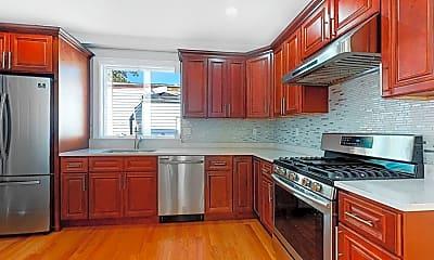 Kitchen, 22 Leroy Street, Unit 3, 2