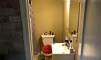 Bathroom, 420 Olive St, 1