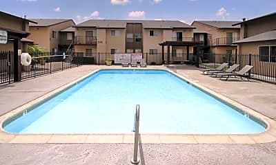 Pool, Orange Glen, 1