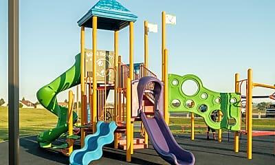 Playground, Antelope Ridge, 1