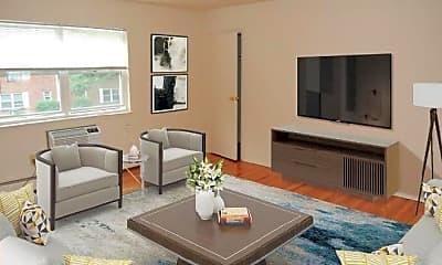 Living Room, 156 Willett Ave, 2