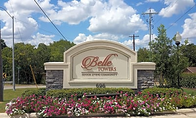 Belle Towers, 1