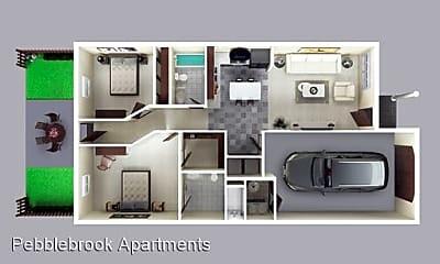 Building, 105 Brookside Dr, 1