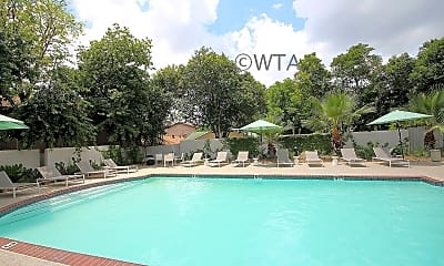 Pool, 3501 South First St, 2