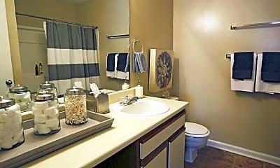 Bathroom, The Haven, 2