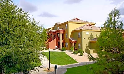 Building, San Fernando, 1