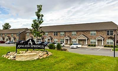 Community Signage, Avalon Springs, 0