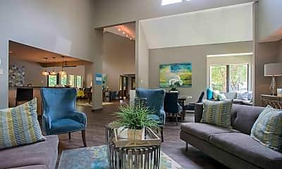 Living Room, Turtle Creek, 1