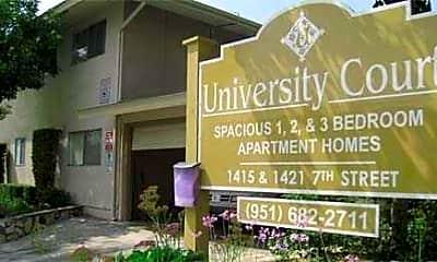 University Court, 1