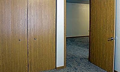 Bedroom, Fairmont Hills Apartments, 2