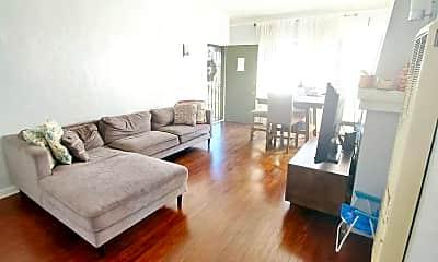 Living Room, 1440 E Florida St, 2