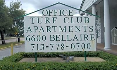 Turf Club, 1