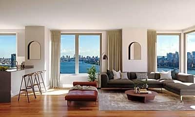 Living Room, 5241 Center Blvd, 1