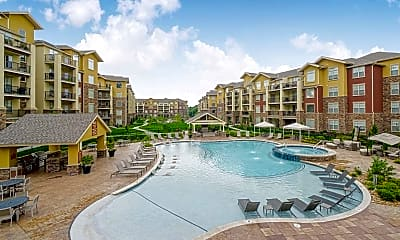 Pool, Watercrest at City Center, 1