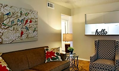 Living Room, Parks on the Green, 1