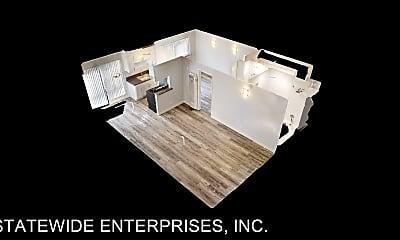 Bathroom, 4325 Berryman Ave, 2