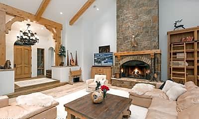 Living Room, 350 Spruce Ridge Ln, 1