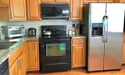 Kitchen, 2660 Carambola Cir N 201, 1