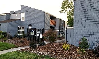 Stony Brook Apartment, 2