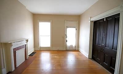 Living Room, 417 W Hill St, 1