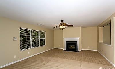 Living Room, 7551 Waverly Loop, 1