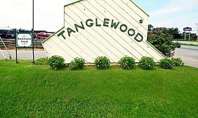 Community Signage, Tanglewood, 2