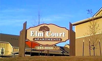 Elm Court Apartments, 0