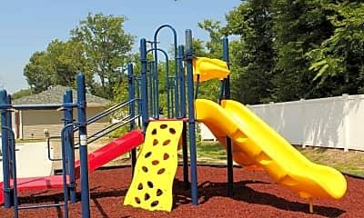 Playground, The Villas at October, 2