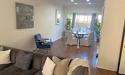 Living Room, 108 N Orlando Ave 5, 2