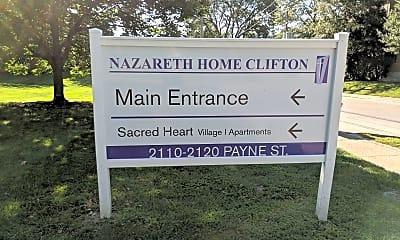 Sacred Heart Village I Apartments, 1