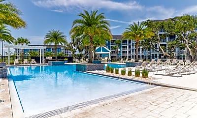 Pool, Mystic Pointe, 1