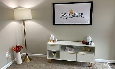 Model, Davis Creek Apartments, 2