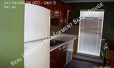 Kitchen, 242 Antrim Dr (A7) - Unit D, 2