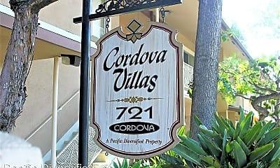 Community Signage, 721 Cordova St, 2