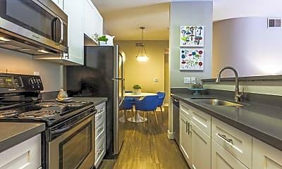 Kitchen, Ocotillo Bay, 1